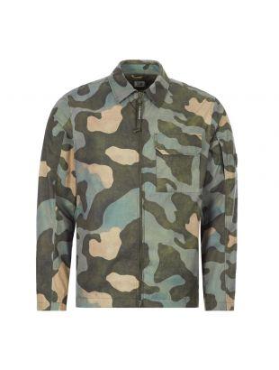 CP Company Overshirt Pro-Tek | MOS267A 005744A V01 Camo