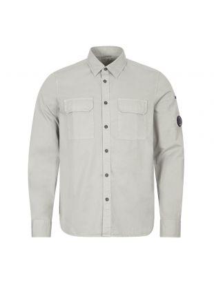 CP Company Shirt   MSH184A 002824G 900 Quiet Grey   Aphrodite