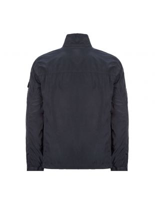 Overshirt Half-Zip - Navy