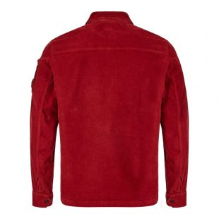 Overshirt – Scooter Red