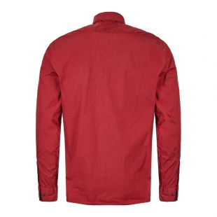 Overshirt - Scooter Red