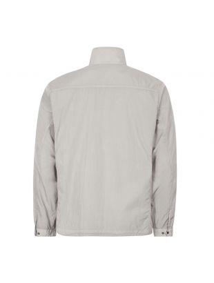Half Zip Overshirt - Chrome