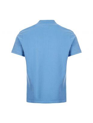 Polo Shirt Logo – Blue / Black