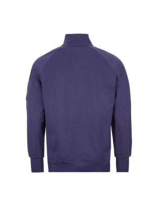 Sweatshirt Zip – Blue