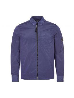 CP Company Shirt   MSH065A 005665G 878 Dark Blue