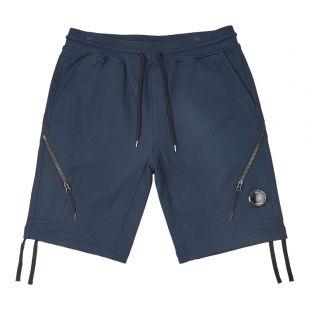 CP Company Shorts | MSS009A 005086W 888 Navy