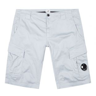 CP Company Shorts Lens | MBE117A 005694G 817 Light Blue