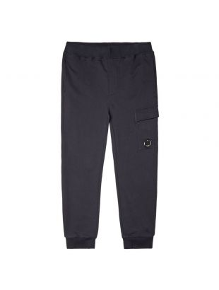 CP Company Cargo Sweat Pant | Total Eclipse MSP010A 005086W 888 | Aphrodite