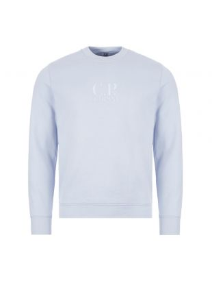CP Company Sweatshirt | MSS116A 005160W 817 Blue