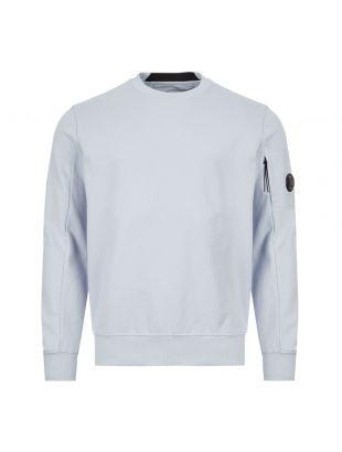 CP Company Sweatshirt   MSS014A 005160W 817 Light Blue