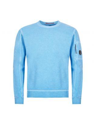 CP Company Sweatshirt   MSS183A 005398S 818 Blue