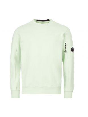 CP Company Sweatshirt   MSS014A 005160W 604 Light Green