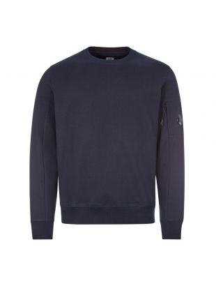 CP Company Sweatshirt | Total Eclipse MSS039A 0050086W 888 | Aphrodite