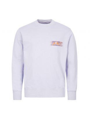 CP Company Sweatshirt | Purple MSS323A 005747W 888 | Aphrodite