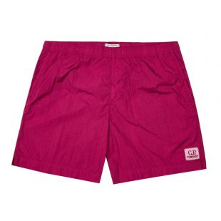 CP Company Swim Shorts | MBW217A 00004G 712 Wine