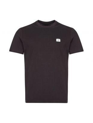 CP Company T-Shirt   MTS026A 005100W 999 Black   Aphrodite
