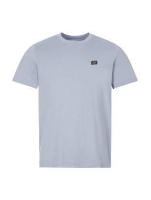CP Company T-Shirt | MTS026A 005100W 838 Blue Fog | Aphrodite