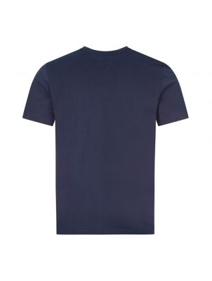 T-Shirt Large Logo Print - Total Eclipse