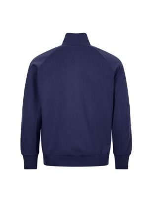 Sweatshirt Zip - Navy