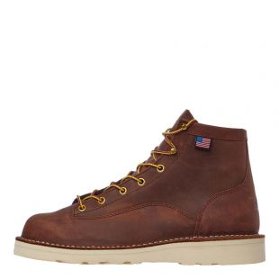 Bull Run Boots - Tobacco