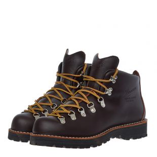 Mountain Light Boots - Brown