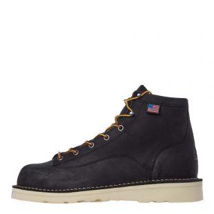 Bull Run Boots - Black