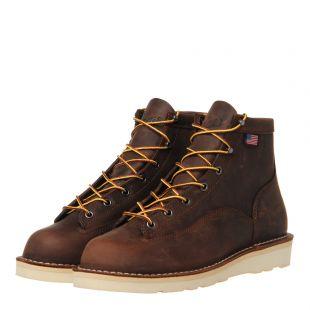 Boots Bull Run - Brown