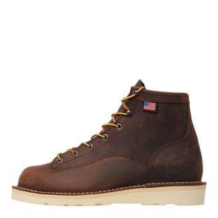 Danner Boots Bull Run 15552 Brown