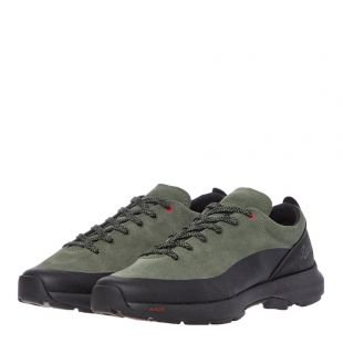 Caprine Trainers - Lichen Green