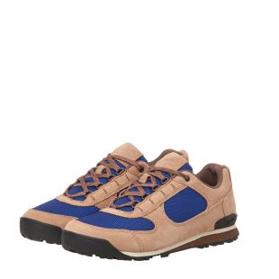 Jag Low Shoes - Beige / Blue