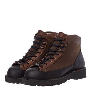 Light 40th Anniversary Boots - Black / Timber