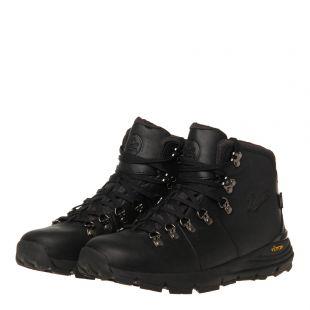 Mountain 600 Boots - Black