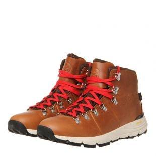 Mountain 600 Boots - Tan