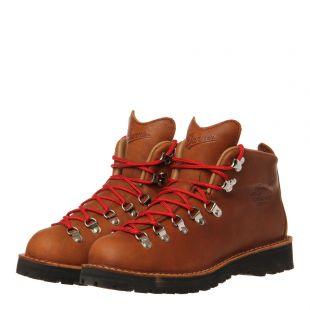Mountain Light Boots - Cascade Tan