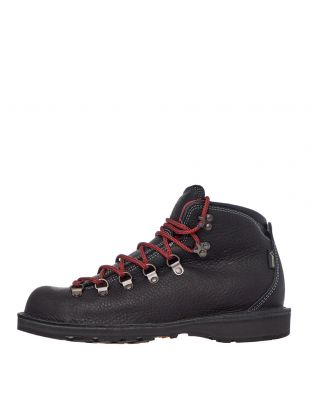 Danner Mountain Pass Boots | 33303 Arctic Night Black