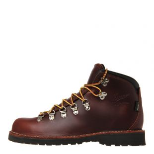 Danner Mountain Pass Boots 33280 Dark Brown