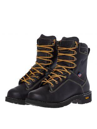 Quarry USA Boots – Black
