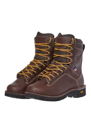 Quarry USA Boots – Brown