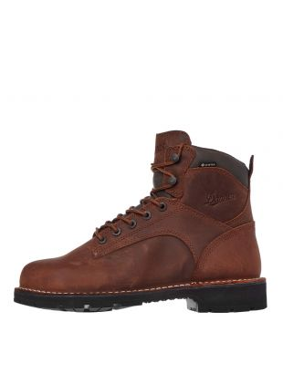 "Workman 6"" Boots – Brown"