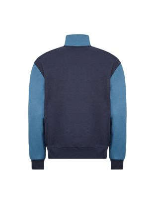 Half Zip Sweatshirt - Navy