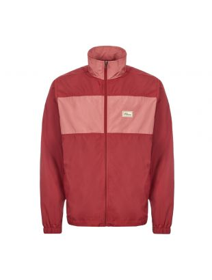 Jacket Panelled NFPM - Burgundy