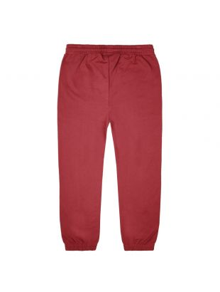 Sweatpants Cuffed - Burgundy
