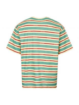 Vintage Stripe T-Shirt - Green