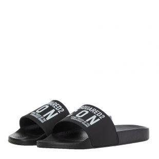 Sliders - Black / White