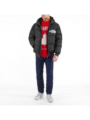 Zipped Jacket - Black