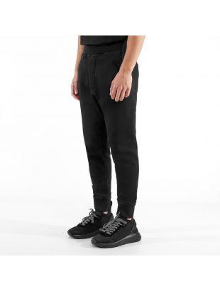 Sweatpants Logo - Black