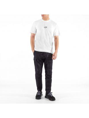 Icon T-Shirt - White / Black