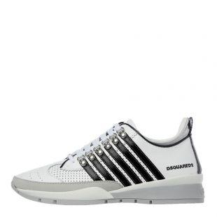 Trainers - White / Black