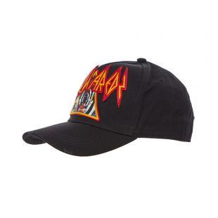 DSquared Cap | BCM025605 C00001 2124 Black Distressed