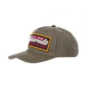 DSquared Cap | BCM024905 C00001 8066 Olive